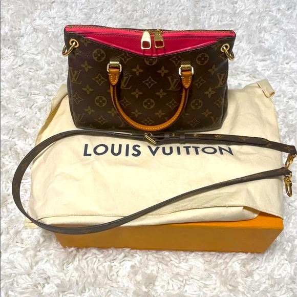 AUTHENTIC! Louis Vuitton Pallas BB